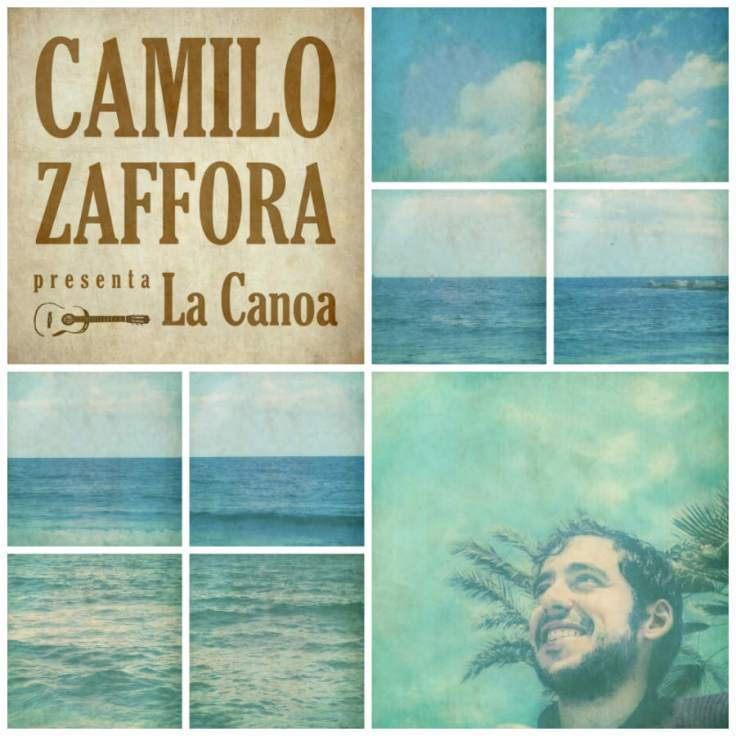 Camilo Zaffora La Canoa Portada